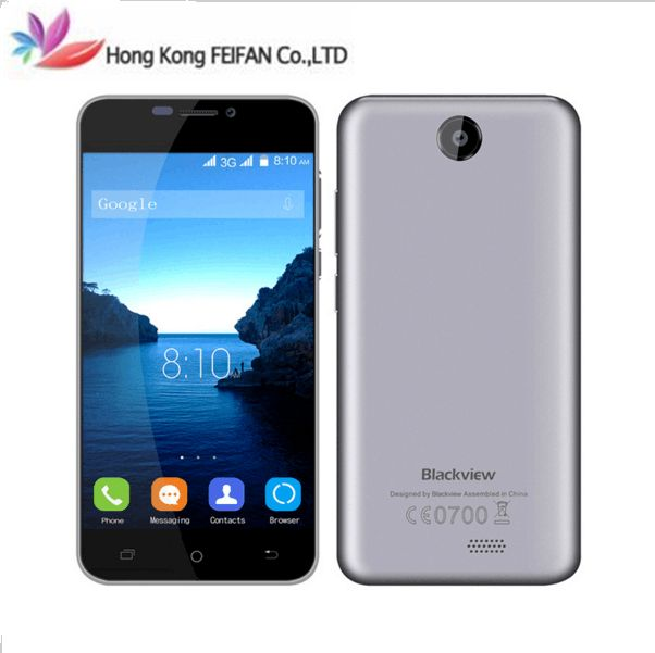 Original Blackview BV2000S Mobile Phone 5.0 Inch HD MTK6580 Quad Core 1GB RAM 8GB ROM Android 5.1 Dual SIM 3G WCDMA US $55.99-65.99 /piece To Buy Or See Another Product Click On This Link  http://goo.gl/EuGwiH