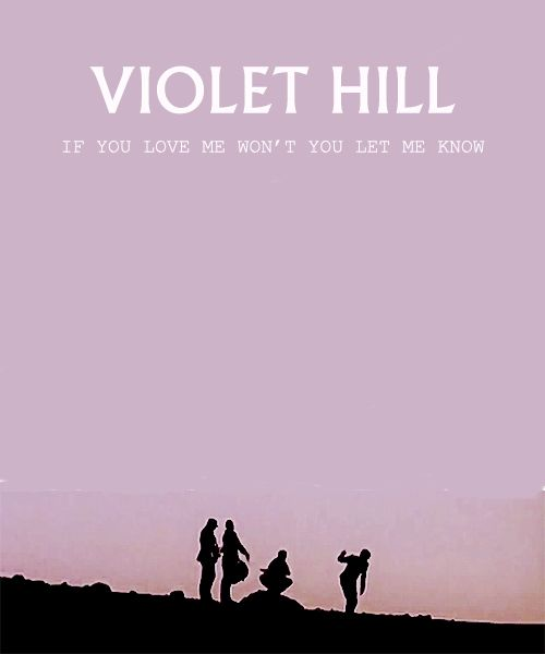 Violet Hill - Coldplay