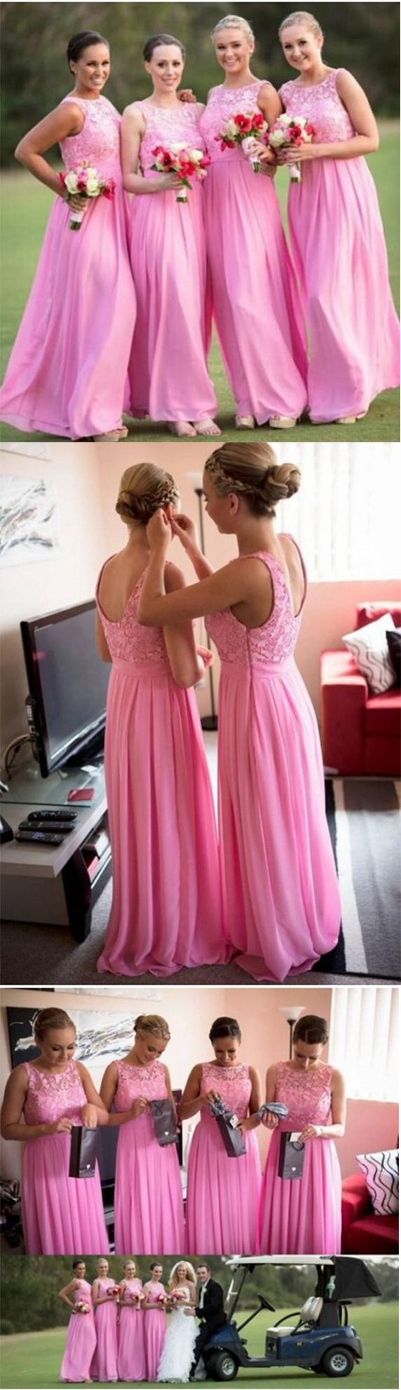 21 best Bridesmaid Dresses images on Pinterest | Evening gowns ...