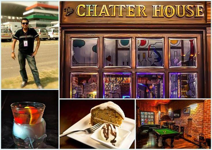 Want to know about the #gastro #pub The Chatter House - the brainchild of an #engineer? Read here -> http://www.pioneerchef.com/delhi-restaurants/the-chatter-house-grub-in-a-pub/