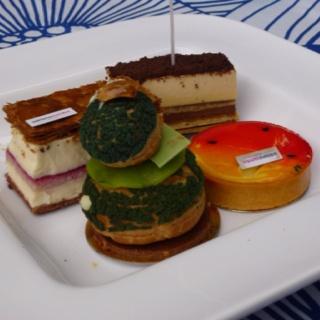 Adriano Zumbo's cakes