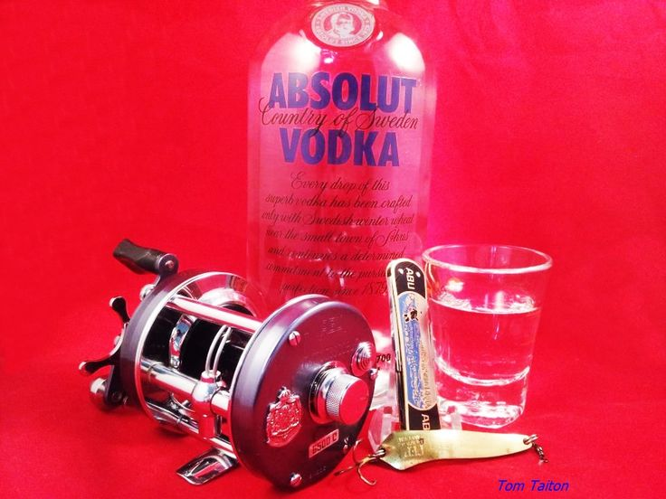 Pin by Puren Van on Fishing reel Vodka, Absolut
