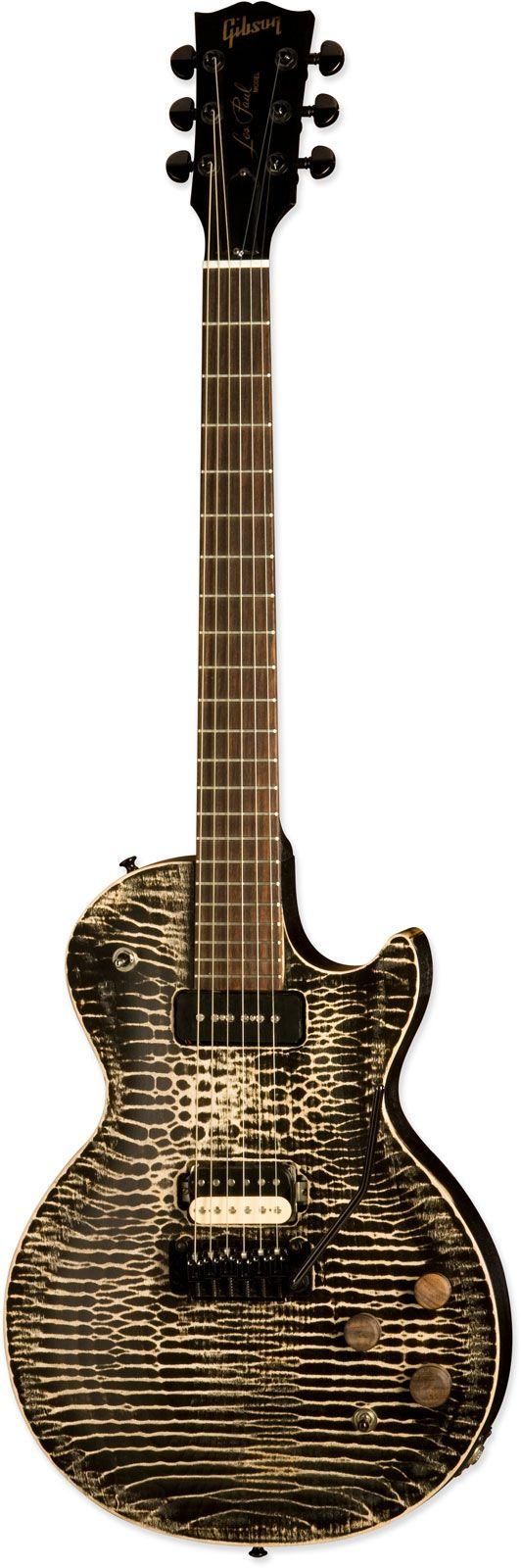 Gibson Les Paul BFG With Tremolo Worn Ebony