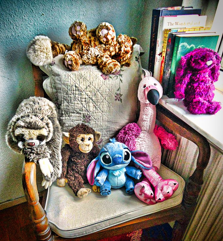 Toy Life - Chair of cuddles/ May 2016 #KET