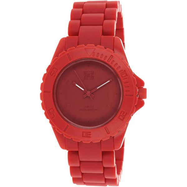 Women's Red Dial Red Alloy - Kr3w Watch