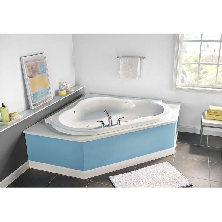 11 Best Corner Tubs Images On Pinterest Bathroom Ideas