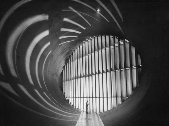 NACA Facilities and Research - 19 foot pressure wind tunnel