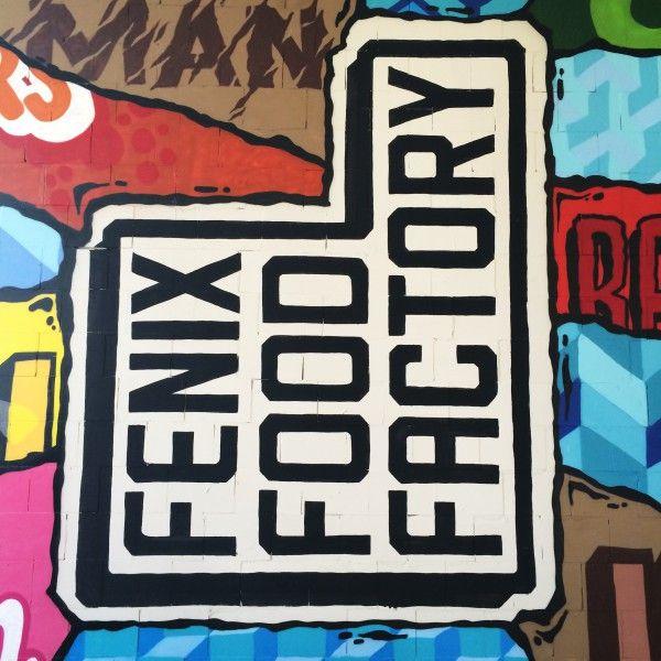 Fenix Food Factory, Katendrecht   Citytrip Rotterdam (Een loods vol ambachtelijk, lokaal eten, ingericht met vintage meubilair)