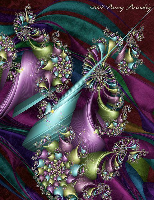 ✯ Monster Mind Blower Fractal Art