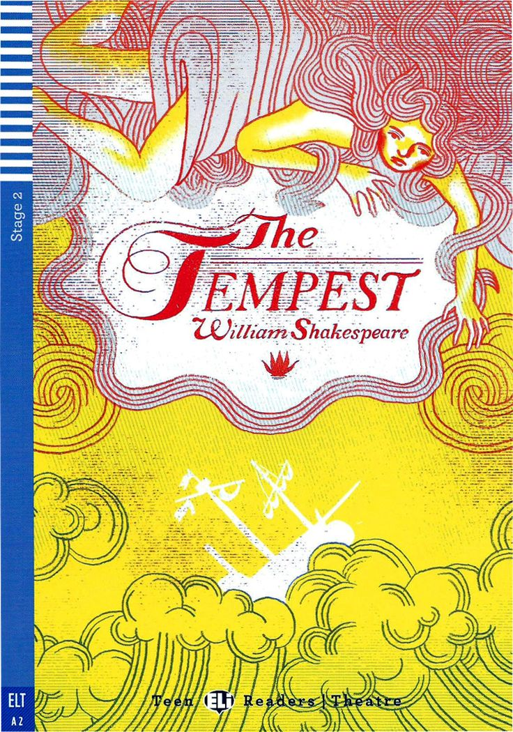 'The Tempest': Book and CD | The English Language Bookshop Online, Portugal