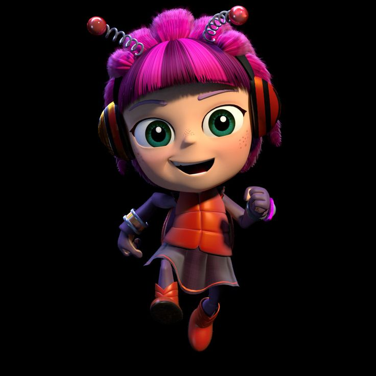 Kumi from Beat Bugs