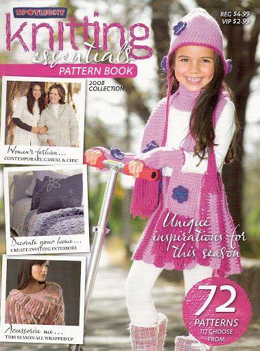Knitting esentials 2008 - Poli tricot - Picasa Webalbumok