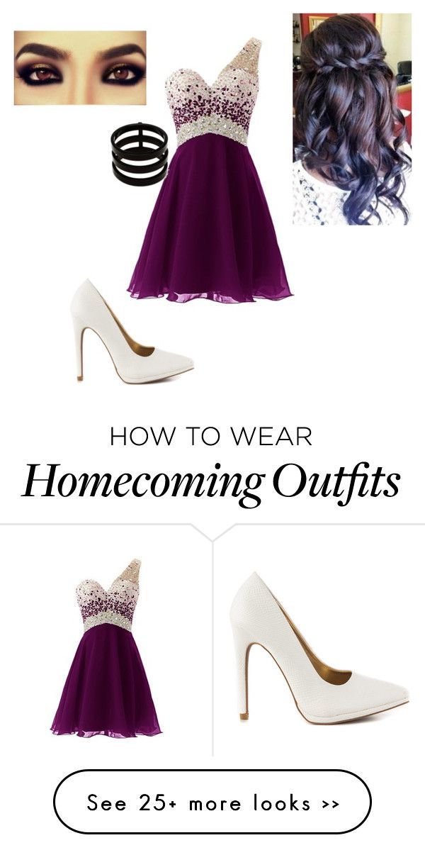 """Homecoming"" by leahlynnengz on Polyvore featuring moda, Qupid y Repossi"