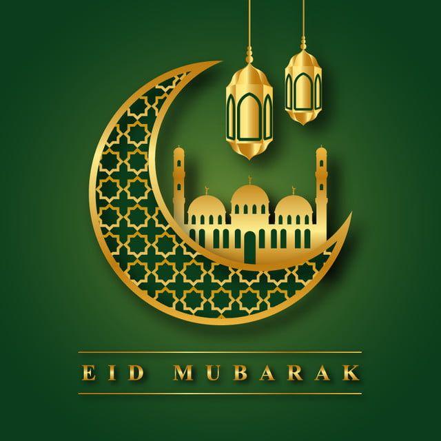 Modern Eid Mubarak Banner And Card Illustration Ramadan Islam Muslim Png And Vector With Transparent Background For Free Download Eid Mubarak Card Illustration Eid Mubarak Greetings