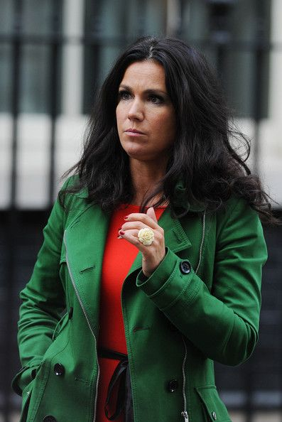 Susanna Reid Photos Photos - Susanna Reid attends the Downing Street Christmas Party at 10 Downing Street on December 9, 2013 in London, England. - Arrivals at Downing Street Christmas Party