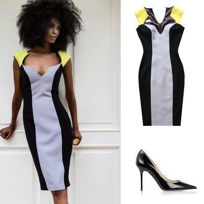Renklerin birleşmesi ile ortaya çıkan şıklık.... www.frowdh.com #Fashion #FashionDesigner #designer