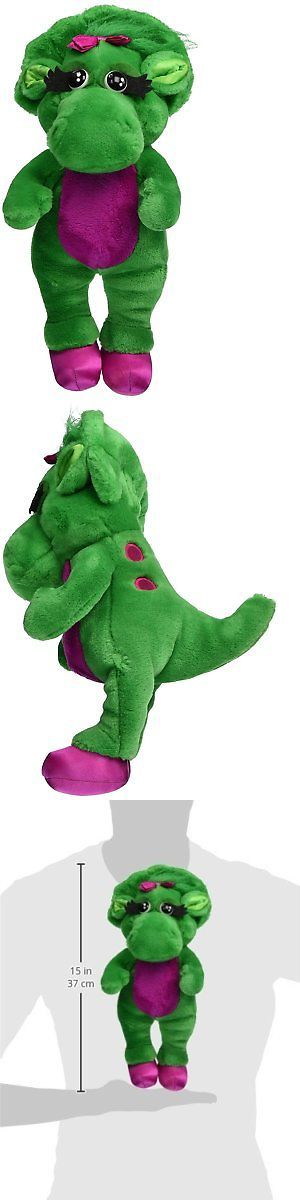 Barney 2625: Barney The Dinosaur: 14 Plush Baby Bop -> BUY IT NOW ONLY: $95.59 on eBay!