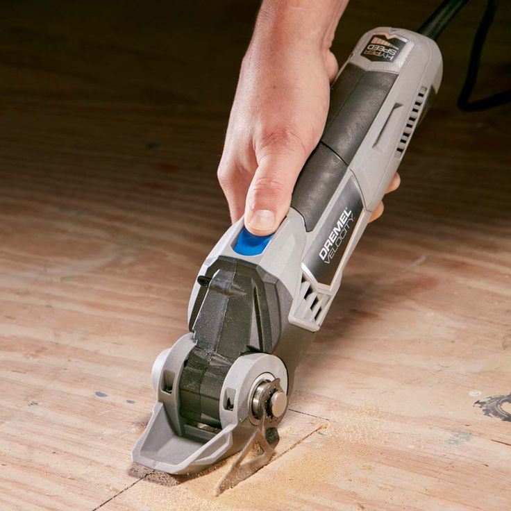 """Named """"Velocity."""" This tool boasts a 7-amp motor, while most oscillating tools are in the 2- to"""
