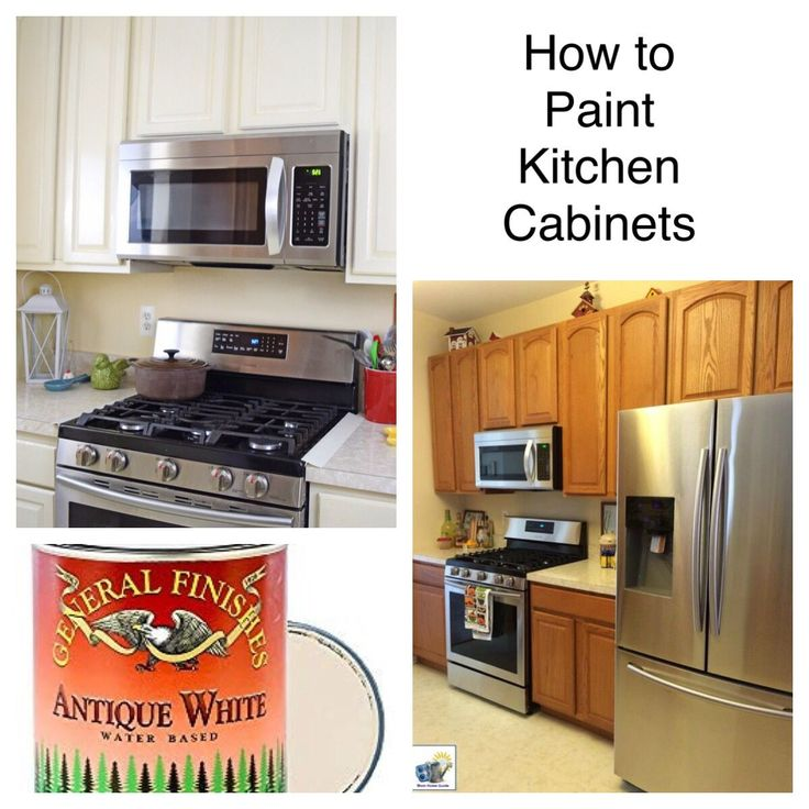 Are Painted Kitchen Cabinets Durable: See How I Used Milk Paint From General Finishes To Give My