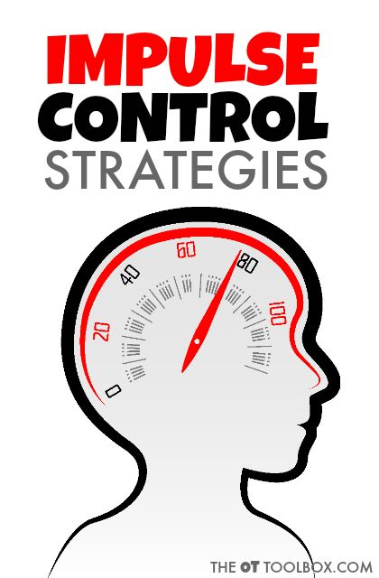 impulse control strategies for kids