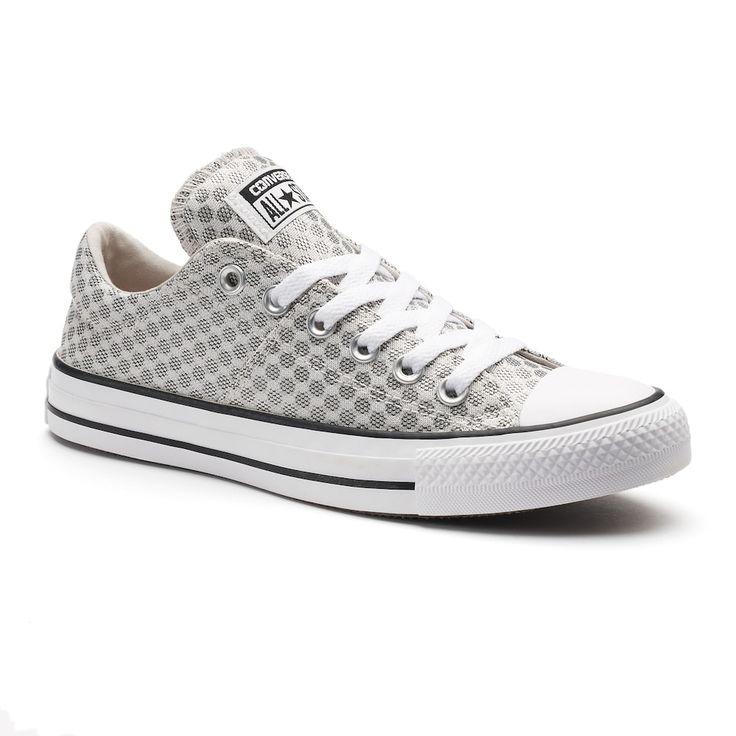 Women's Converse Chuck Taylor All Star Madison Jacquard Sneakers, Size: 10, Beig/Green (Beig/Khaki)