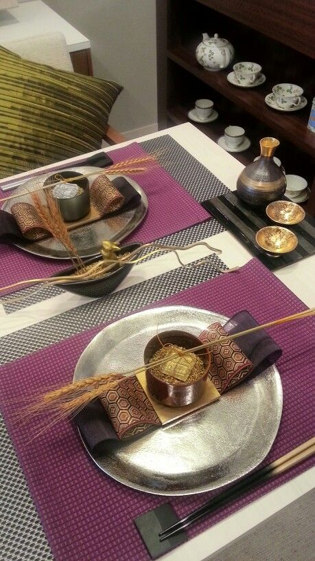 A night with a fullmoon · Japanese StyleTable SettingsJapan StyleJapanese TasteTable PlansTable Top DecorationsPlace SettingsDesk Layout & 13 best My table setting(japanese style) images on Pinterest | Desk ...