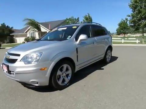 2014 Chevy Captiva Used Cars Chico Ca