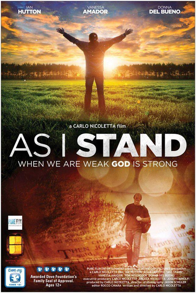 As I Stand - Christian Movie/Film on DVD. http://www.christianfilmdatabase.com/review/as-i-stand/