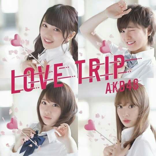 Love Trip CD+DVD Type E AKB48 (Limited Edition)