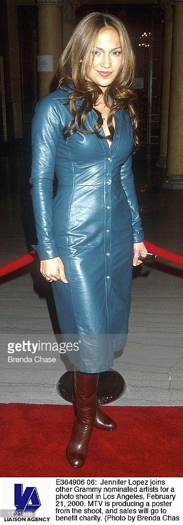 News Photo : Jennifer Lopez joins other Grammy nominated...