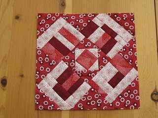 Nearly Insane Quilts: Block 55