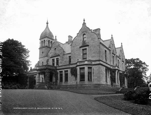 Kiltullagh Castle, Ballymena, Co. Antrim