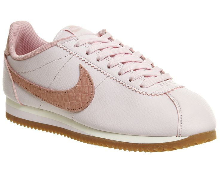 Nike Nike Cortez Pale Pink Sail Gum Leather Lux