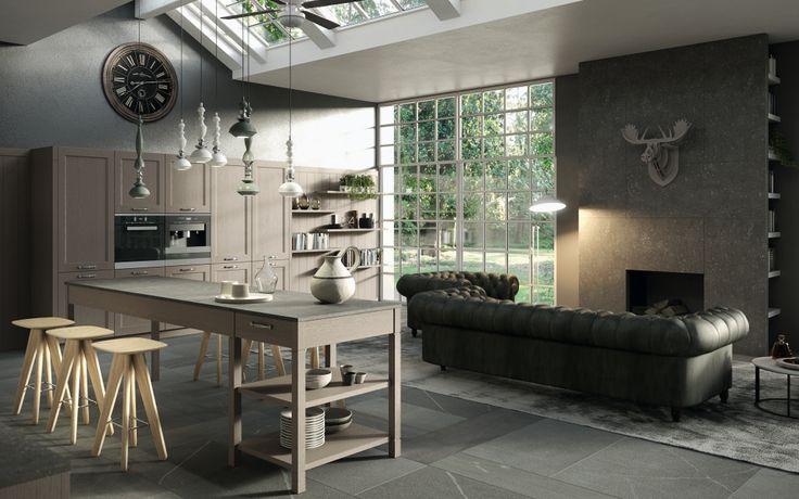 Mobilier de bucătărie, Colecția VINTAGE