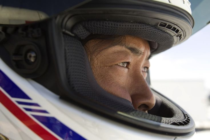 'Honda Powersports Shunji Yokokawa Motorcycle 5' by Skylar Nielsen - Photography, Filmmaking, Cinematography from United States