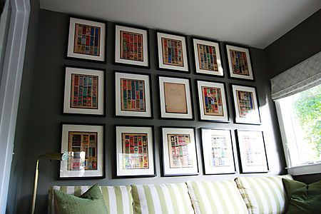 thinking of doing something with all of my ticket stubs from the concerts i've been to.
