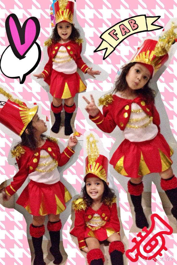 She is the perfect combination of princess & warrior   #marching band #miruni #marsha #pre K #al Jabr #costume #kids #children