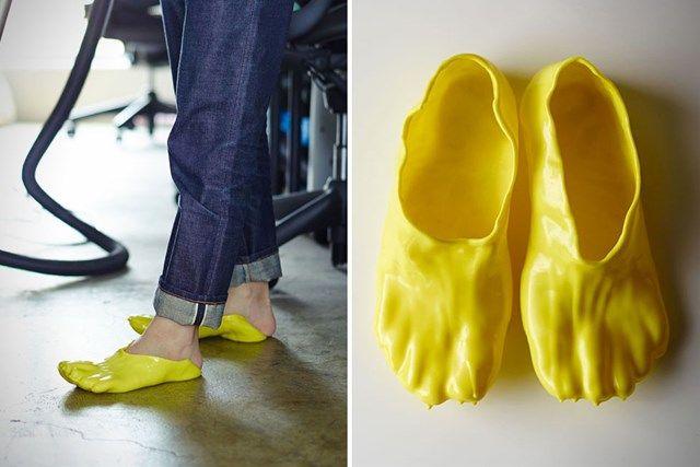 Fondue Slipper / DIY Slippers
