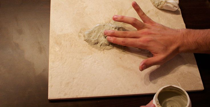 How To Remove A Coffee Stain From A Marble Surface Using