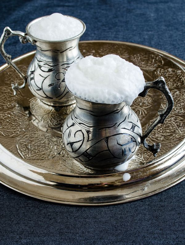 Ayran - Turkish yogurt drink