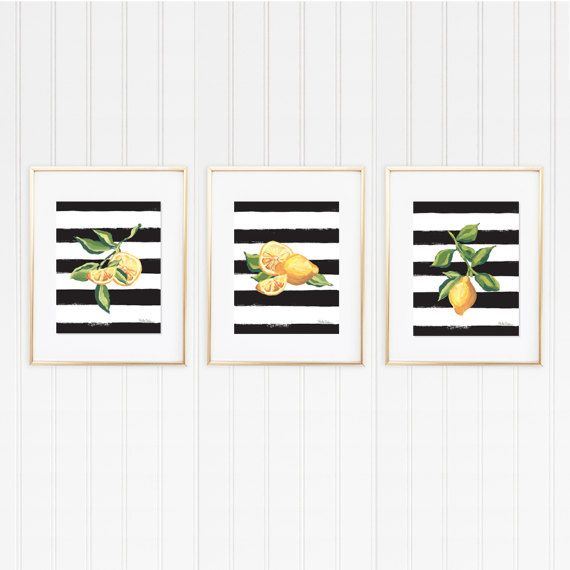 Top 25 Ideas About Lemon Kitchen Decor On Pinterest