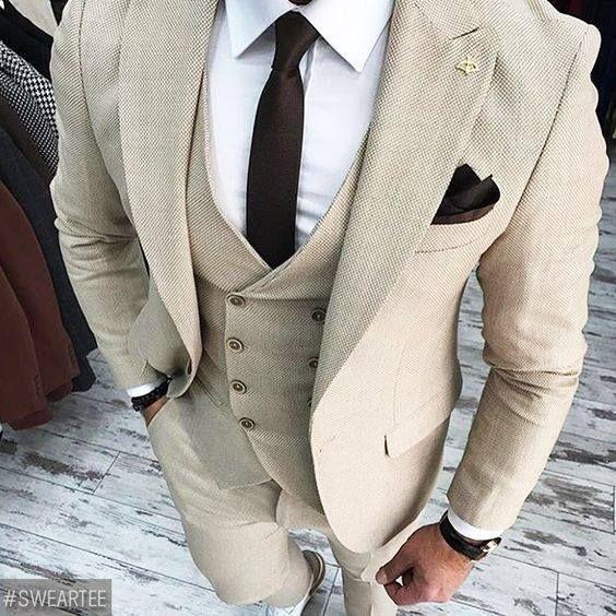 Nice suit...love the vest