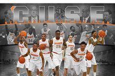 syracuse basketball 2015'   14-'15 Syracuse Basketball Poster: Rakeem Christmas is Coming For You ...