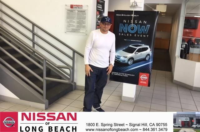 Congratulations Patricia on your #Nissan #Pathfinder from Jose Enriquez at Nissan of Long Beach!  https://deliverymaxx.com/DealerReviews.aspx?DealerCode=RHAF  #NissanofLongBeach