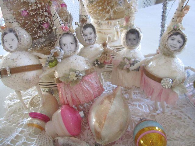 My Family Ornaments, I made