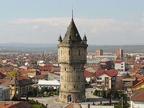 Castelul de apă (1910-1913), Drobeta Turnu Severin, arhitect Elie Radu