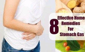 8 Effective Home Remedies For Stomach Gas