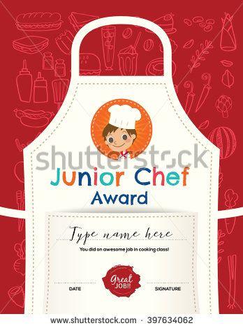 The 25+ best Certificate design template ideas on Pinterest - cooking certificate template