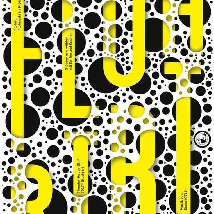 "1,936 mentions J'aime, 21 commentaires - Design & branding (@branding_design) sur Instagram: ""❤️ and 💭 if you like it ----------------------- Flohribi — Fleamarket at the bar…"""
