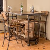 Found it at Wayfair - Pub Table